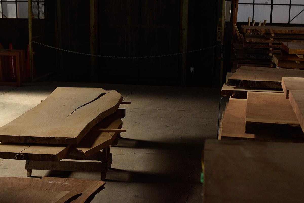 無垢 天板 家具
