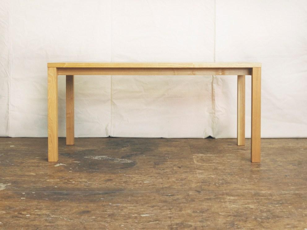 STANDARD TABLE TYPE2 スタンダード 木製 テーブル タモ