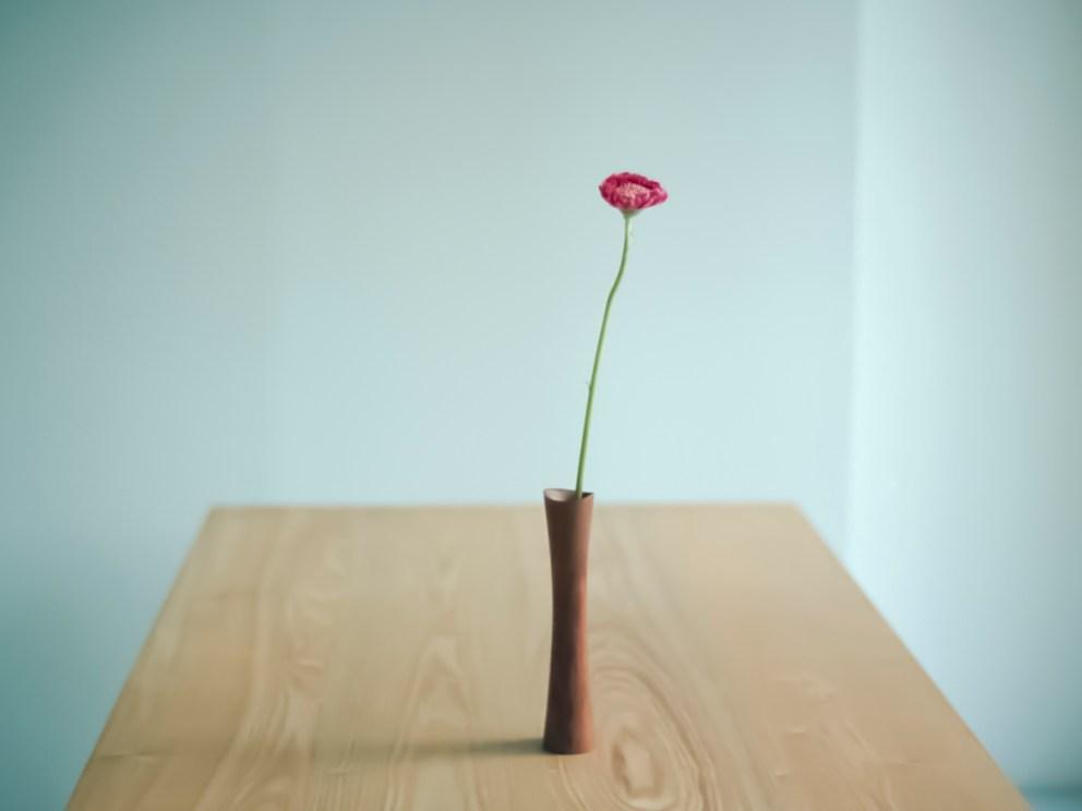 SOLA 一輪挿し 花