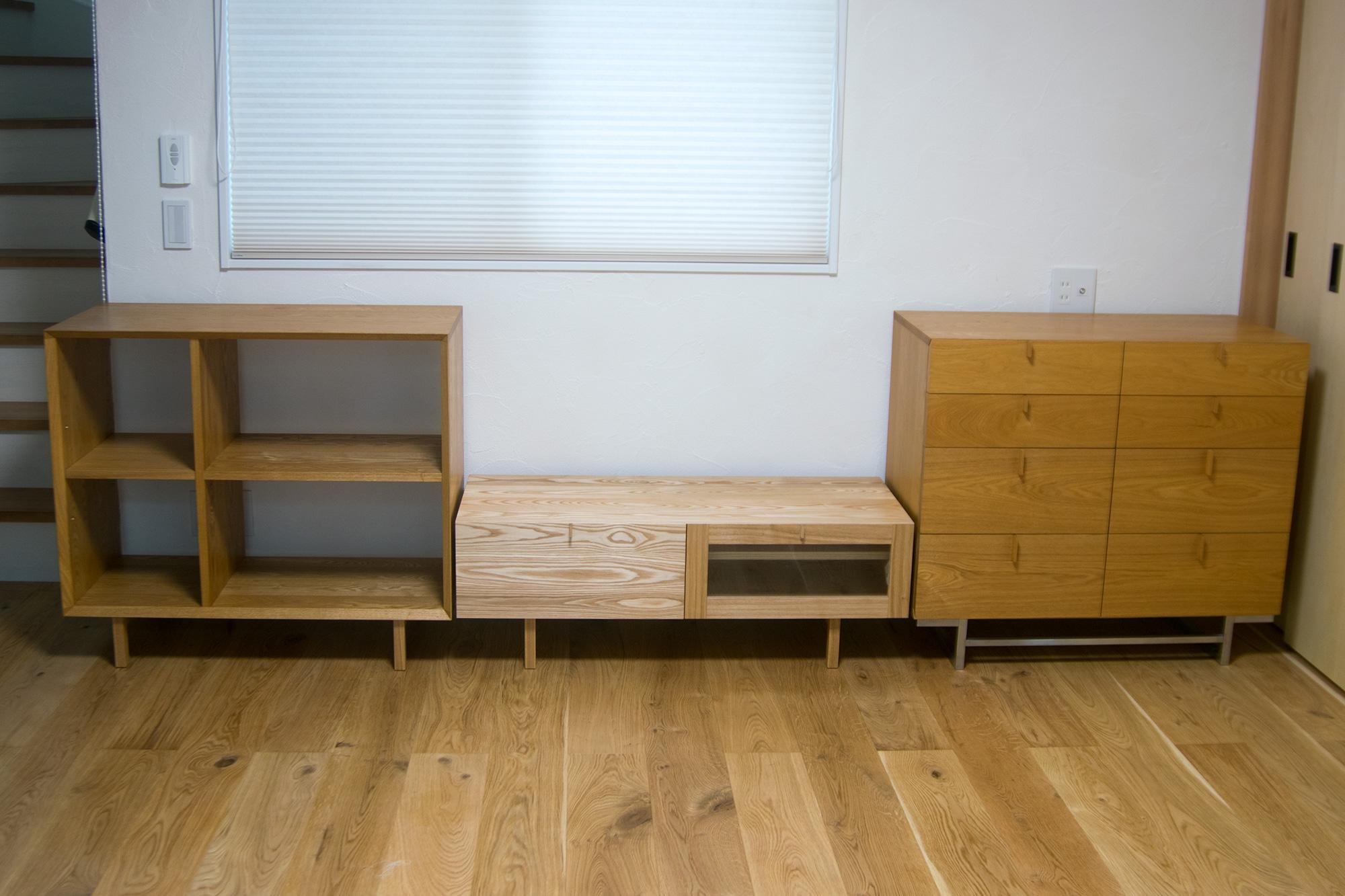 COMBI shelf / TV board / chest