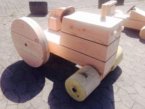 Woodwork AB-Temalek traktor
