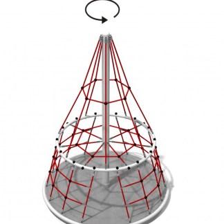 Woodwork AB-Roterande klätterpyramid