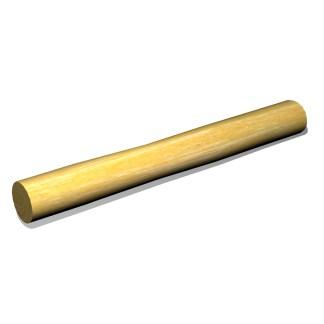 Woodwork AB-kantavgränsning i obehandlad robinia