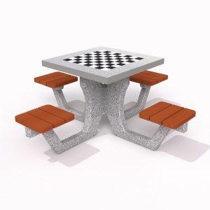 IP-MR-80001 Schackbord från Woodwork AB