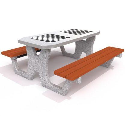 IP-MR-80002 Schackbord från Woodwork AB