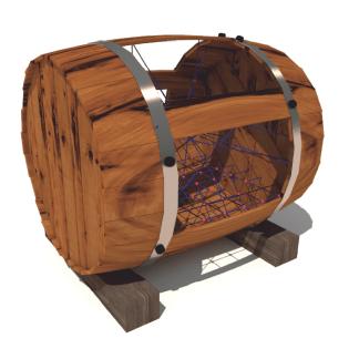 Woodwork AB, klätterlek