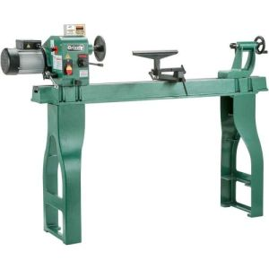 Grizzly Industrial G0462-16inch x 46inch Wood Lathe with DRO