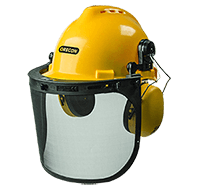 Oregon 563474 Chainsaw Helmet