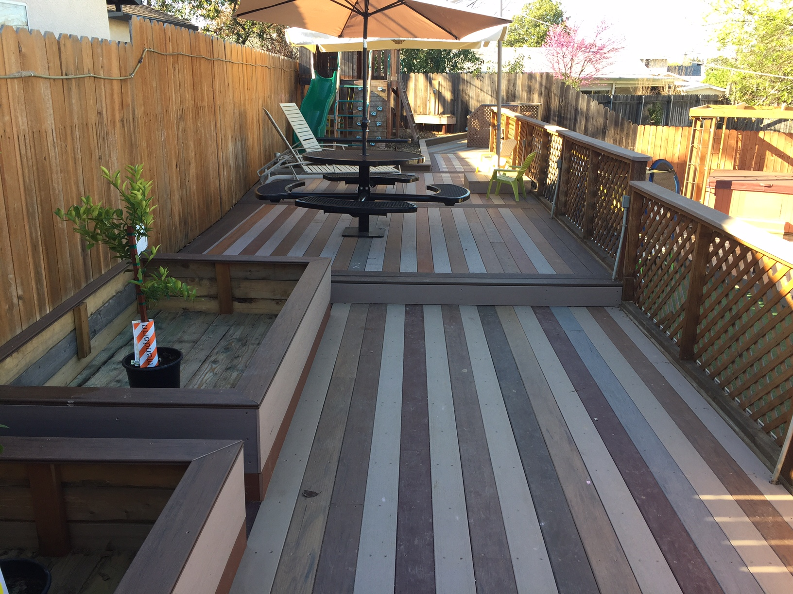 Decks And Pergolas Woodwork By Woodbeck