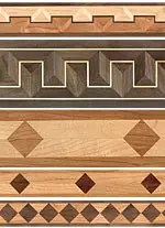 Wood Specialties Strip Decorative Inlays Additional Presentation Information Available Click To View