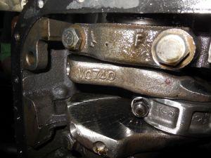 Datsun 240 Junkyard Find - V0740 Diesel Crankshaft