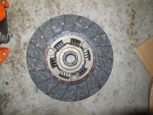 Datsun 240 Junkyard Find - Clutch Disk