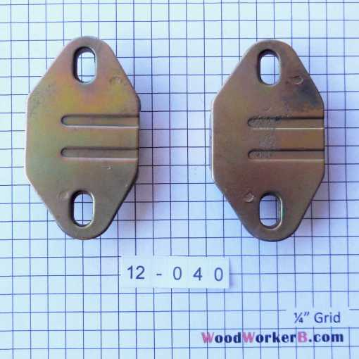 Datsun 240Z Parts for sale: Datsun 240Z 260Z 280Z Hatch Lid Stoppers Set, Reconditioned, Used, Very Good Condition, WoodWorkerB