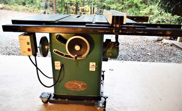 grizzly table saw review