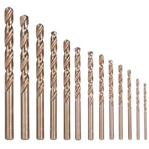 Hymnorq Metric M35 Cobalt Steel Extremely Heat Resistant Twist Drill Bits