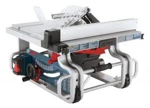 Bosch 10-Inch Portable Jobsite Table Saw GTS1031 Under 400 USD