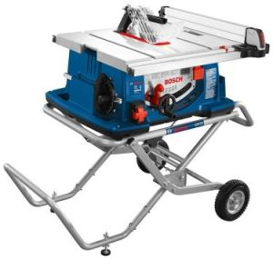 Bosch Power Tools 4100-10 Tablesaw - 10 Inch Jobsite Table Saw
