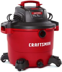 CRAFTSMAN CMXEVBE17595 16-Gallon Wet Dry Vac
