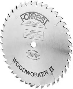 Forrest WW10407125 Woodworker
