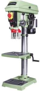 GENERAL INTERNATIONAL 75-010 M1 12 In. Commercial Benchtop Drill Press