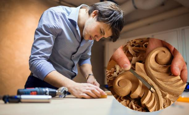 How to Carve Designs into Wood