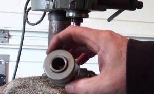 How to Remove Chuck from Drill Press