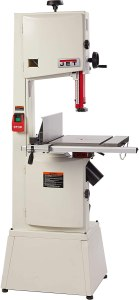 JET JWBS-14SFX 14 Inch Steel-Frame Bandsaw