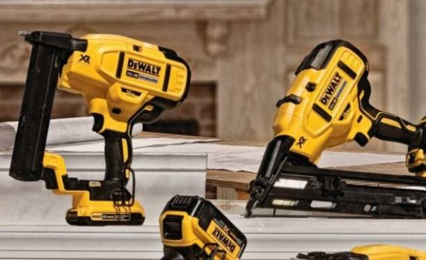 Difference Between a Brad Nailer and a Finish Nailer