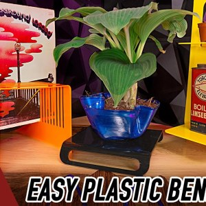 4 Cool Ways to Bend Plastic!
