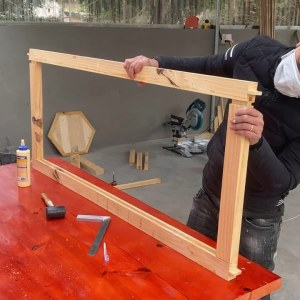 Best Woodworking Ideas & Skills // Build Giant Storage Cabinets For The Tidy Carpentry Workshop