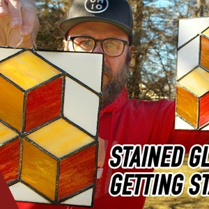Getting Started in Stained Glass Art