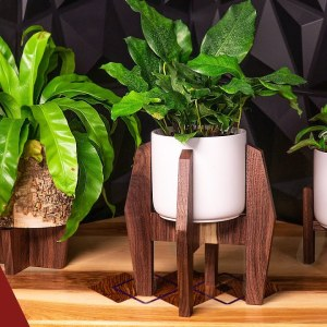 How to Make 3 Different Planters. Quick and Easy Woodworking Project