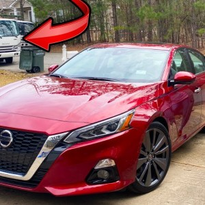 Mrs. 731 Gets A New Nissan Altima VC-Turbo Delivered by Carvana