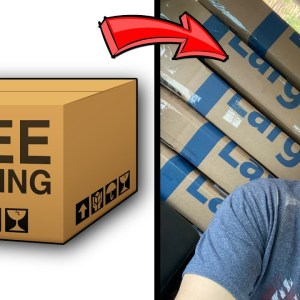 Packaging Woodworking Projects To Ship #Shorts