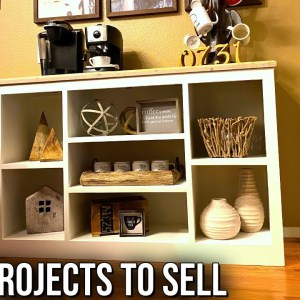 Staging Woodworking Projects That Actually Sell