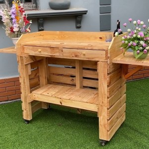 Creative Ideas for Recycling Used Wood Pallets Projects | Best-loved Pallet Bar Ideas & Projects