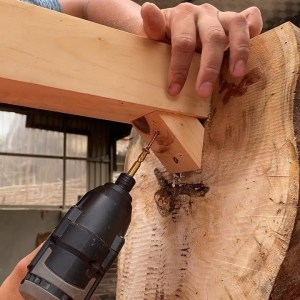 Great Ways To Recycle Wood Waste // Coffee Table Inspiration For Every Home And Style