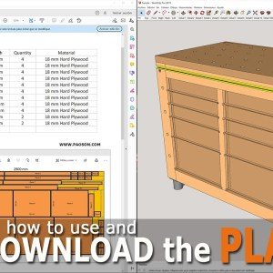 How to use and understand Woodworking DIY plans