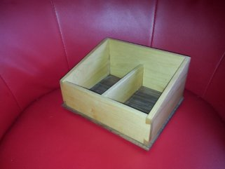 Dovetail Box by Pasquale Avocone