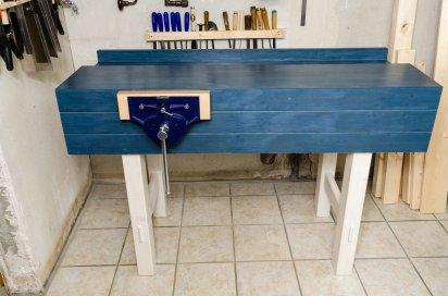 Workbench by David R.