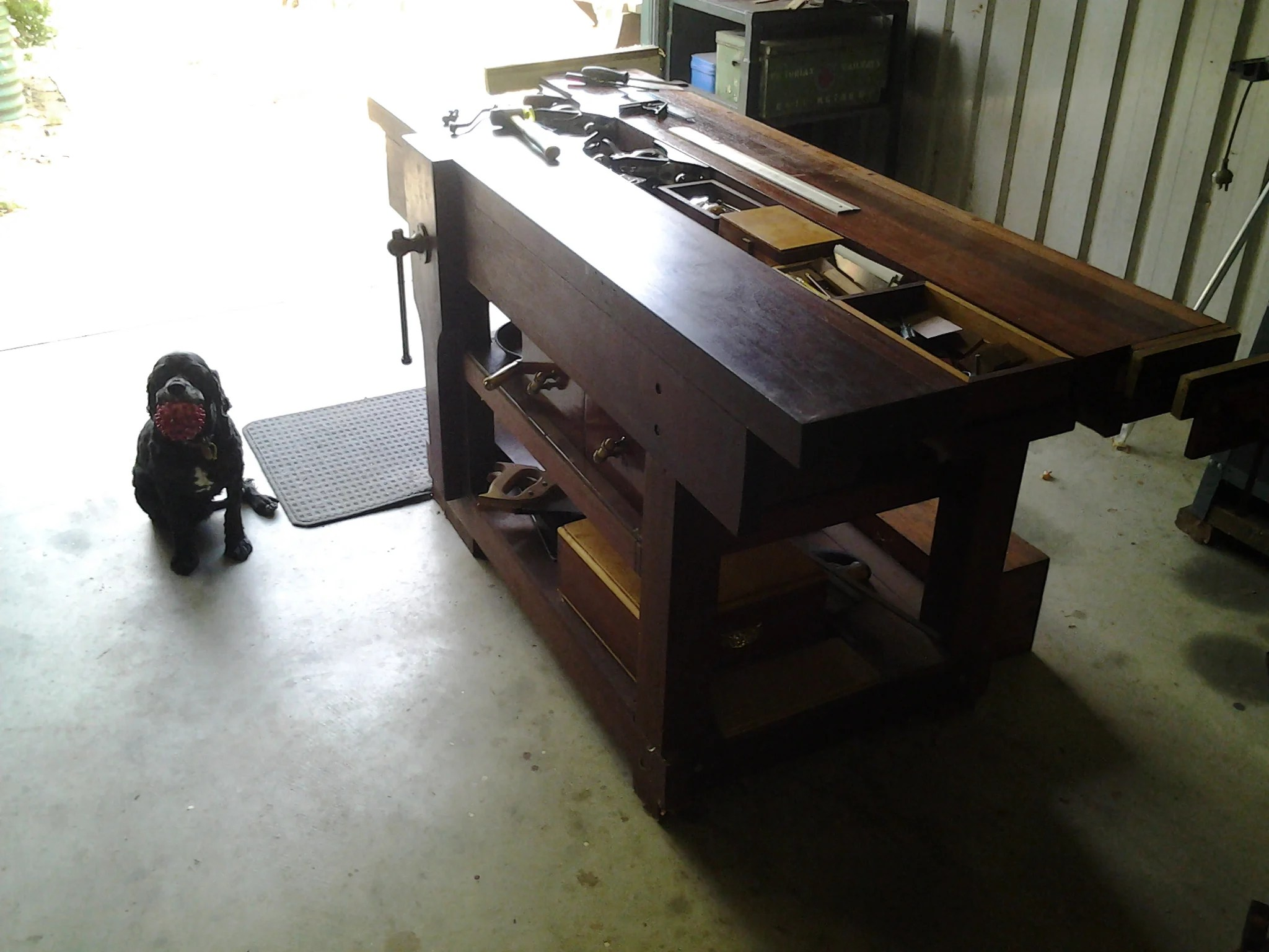 Workbench by Jah Rap