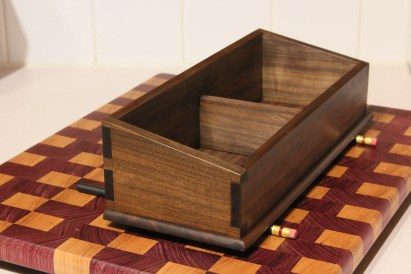 Dovetail Box by Rob Young