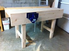 Workbench by Brandon Avakian