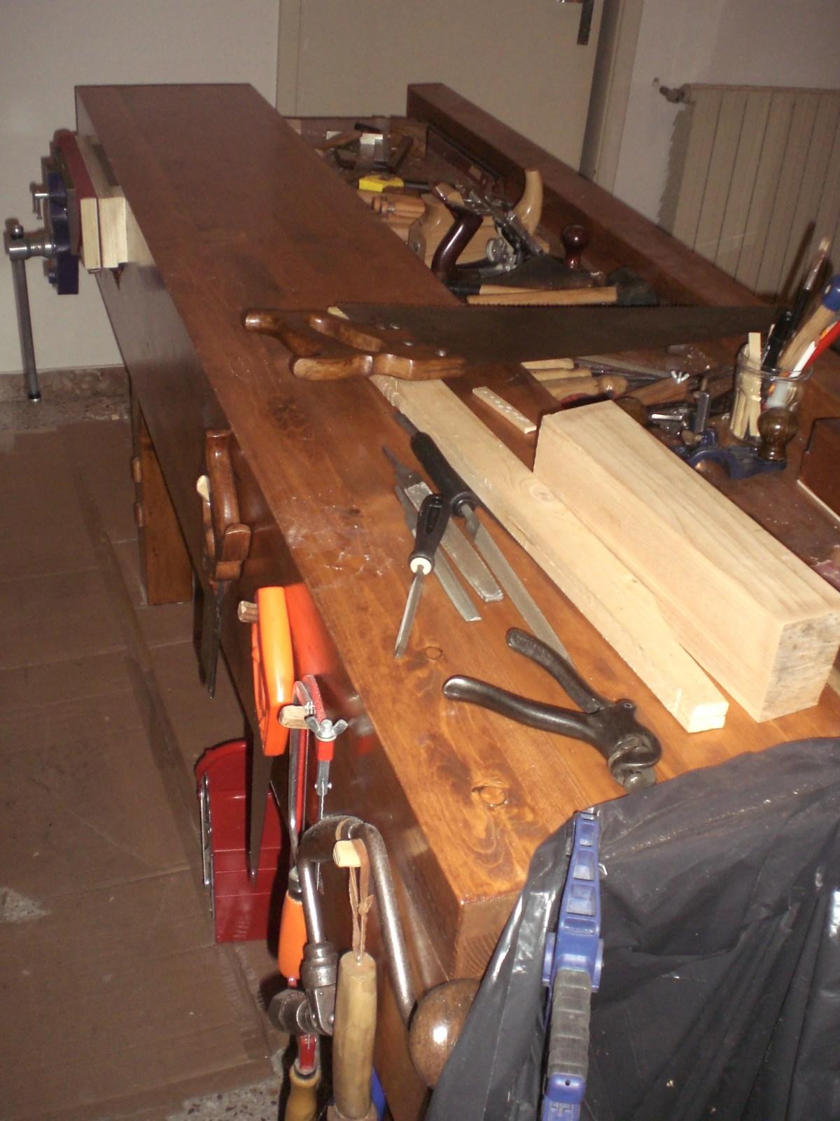 Workbench by valeriodangelo