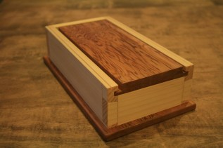Dovetail Box by Chris Swope