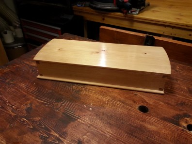 Dovetail Box by Tolga Avcioglu