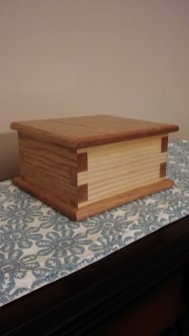 Dovetail Box by greitzera