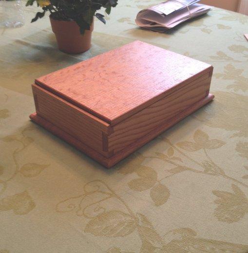 Dovetail Box by Orestes Valella