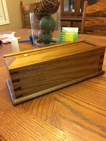 Dovetail Box by berber5985
