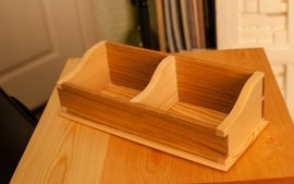 Dovetail Caddy by btyreman